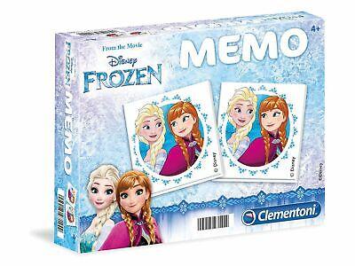 FROZEN - DIE EISKÖNIGIN - Memo / Memory - 48 Karten (24 Paare) - Neu OVP ()