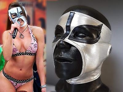 SEXY GIRL WRESTLING MASK LUCHADOR COSTUME WRESTLER LUCHA LIBRE MEXICAN MASKE  (Girl Wrestler Costume)