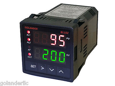 Pid Onoff Manual Temperature Controller 116 Din