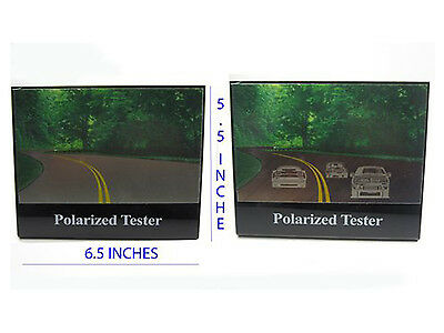 Polarized Sunglasses Tester , It Test Your Sunglasses Polarized Lens 2 (Test Polarized Lenses)