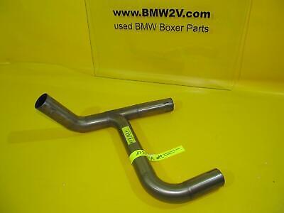 BMW R100 GS R80 GS Edelstahl Sammler Krümmer 2 in 1 exhaust manifold muffler online kaufen