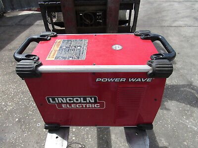 Lincoln Electric Power Wave R350 Robotic Welder Power Supply GOOD WORKING