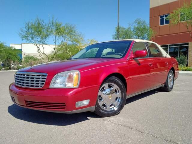 Image 1 of Cadillac: DeVille LANDAU…