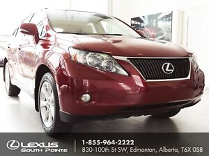2010 Lexus RX 350 Touring w/ navigation, backup camera and po...