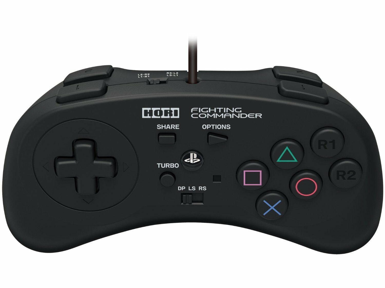 Hori Fighting Commander Controller Gamepad for PlayStation