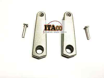 2x Handle Transom Clamp fit Suzuki Outboard models DT DF 41212-93001 93000 99000