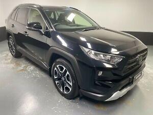 2019 Toyota RAV4 Axaa54R Edge AWD Black 8 Speed Sports Automatic Wagon Hamilton East Newcastle Area Preview