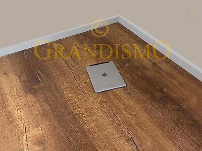 12mm Forrest Oak Laminate Wood Flooring - Click System - V Groove - High Quality