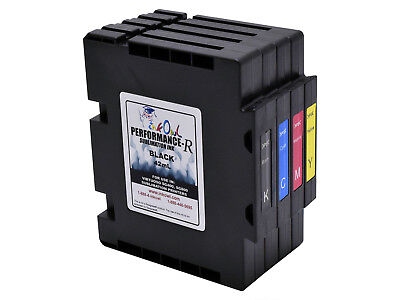4 InkOwl Performance-R Sublimation Cartridges for VIRTUOSO SG400 SG800 printers