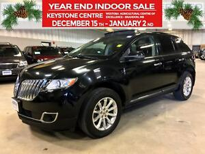 2012 Lincoln MKX AWD *Nav* *Blind Side* *Backup Cam* *Heat/Cool