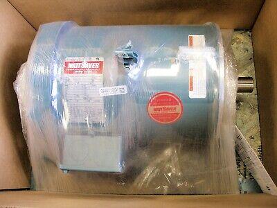 Wattsaver Motor 5-hp Lesson Electric C184t17fk15e - New