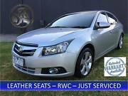 Holden Cruze **** 99,000KM , AUTO , LEATHER INTERIOR – RWC **** Bayswater Knox Area Preview