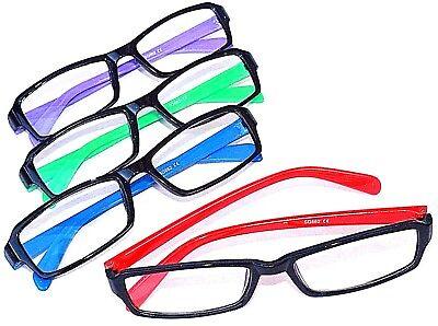 4x Lesebrillen Lesebrille Brillen Brille Lesehilfe Augenoptik Sehstärke Sehhilfe 4 X Optik