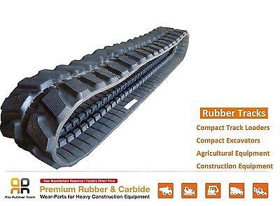 Rubber Track 450x83.5x74 Komatsu Pc78 Pc78us And Pc78mr-6 Mini Excavator