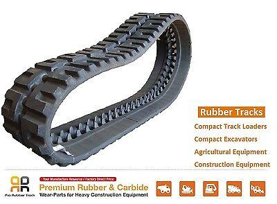 Rubber Track 450x86x55 Case Tv380 Skids Steer