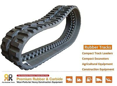 Rubber Track 450x86x60 Cat 246c 256c 262c John Deere 280 Skid Steer Loader