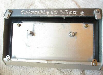 Columbia 10 Drywall Flat Mud Applicator Box