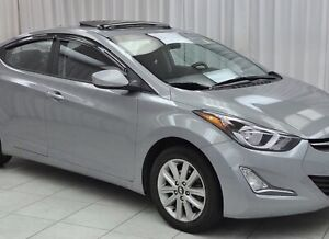 2015 Elantra Sport - Heated Seats, Sunroof, AC
