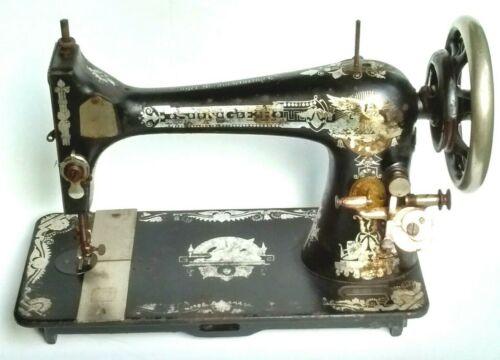 1904 Model 27 SINGER SPHINX B757174 Treadle Sewing Machine HEAD ONLY