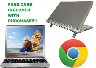 Samsung Chromebook 11.6 Laptop XE303C12 SSD HDMI Webcam WiFi Chrome OS Bluetooth