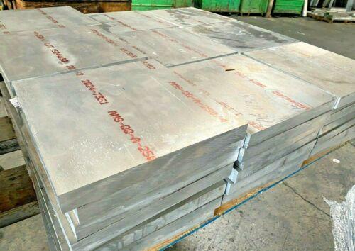 "1-1/4"" - Aluminum 2024 - T351 Plate 1.25"" x 12"" x 12.5"""