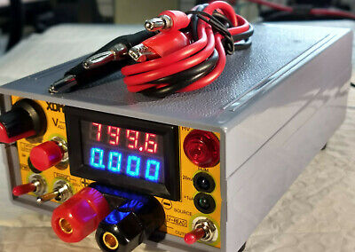 High Voltage Mini Compact Capacitor Leakage Tester 0 - 800vdc 10ma
