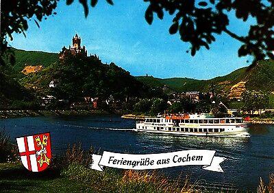 Feriengrüße aus Cochem , Ansichtskarte