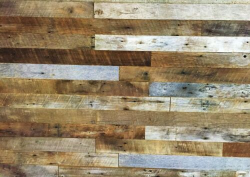 """10 sq.ft. (3"""" WIDE)* ACCENT WALLBOARDS* FROM RECLAIMED BARNWOOD LUMBER"""