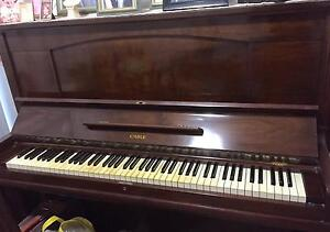 Fantastic Vintage Cable & Co piano (FREE XMAS delivery - Bris metro) Rochedale South Brisbane South East Preview