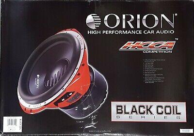 ORION HCCA154 Black Coil 15