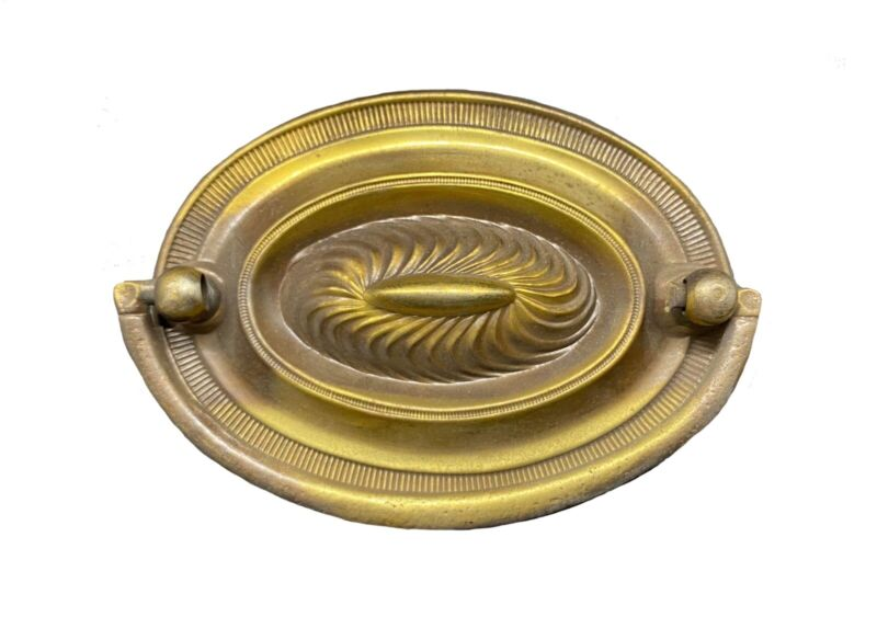 One (1) Duncan Phyfe Cabinet Pull Circa 1940