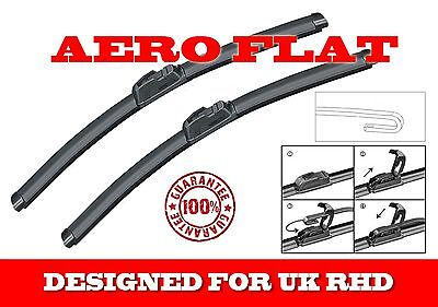 SAAB 9-3 2003 - 2007 BRAND NEW FRONT WINDSCREEN WIPER BLADES 24