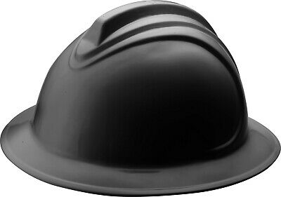 Hard Hat Full Brim 6 Point Ratchet Suspension Construction Safety Ansi Cg E