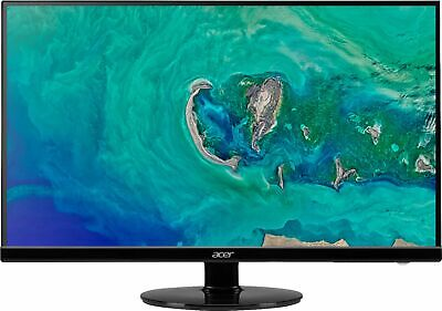 "Acer - 27"" LED FHD FreeSync Monitor - Black"