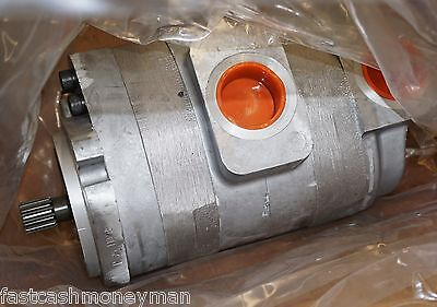 M916 M920 Military Semi Truck Pto Hydraulic Winch Pump Ma253-21007 Cross 300263