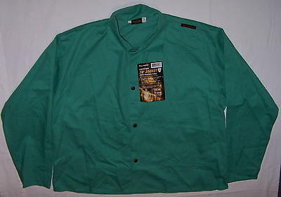 Nwt Tillman 6230 Firestop Welding Jacket 30 9oz  Size 3xl Xxxl Brand New