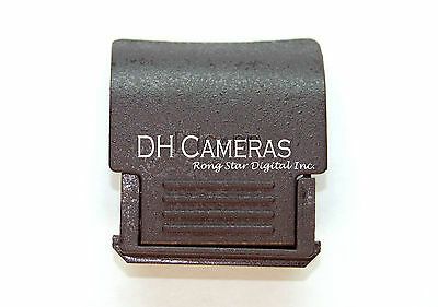 Nikon D40 D40X D60 SD Memory Card Chamber Door/Cover With Metal and (D60 Memory)