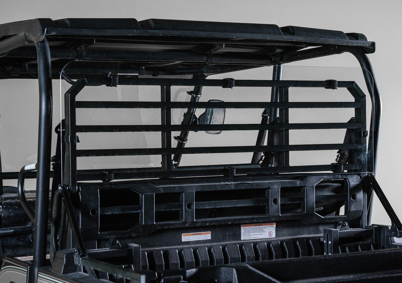 Kawasaki Mule Rear Window