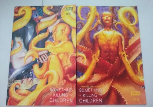 Something Is Killing The Children 16 Raymond Lee Exclusive Variant Set NM - $47.99