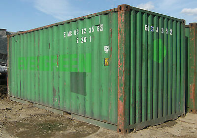 20ft Shipping Container Storage Container Conex Box In Columbus Oh