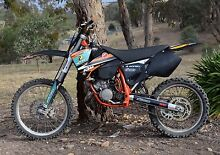 KTM 125sx. Excellent condition. loads of extras! Essendon Moonee Valley Preview