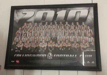 AFL collingwood memorabilia