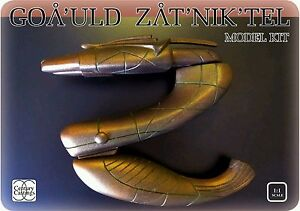 STARGATE SG-1 ZAT'NIK'TEL MODEL KIT SCIFI PROP BY CENTURY CASTINGS
