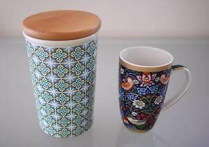 Maxwell & Williams Designer homeware (jar and mug) Rozelle Leichhardt Area Preview