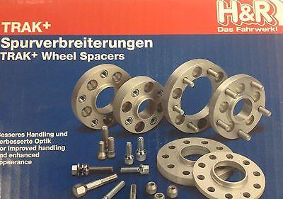 Typ CL3//4//7//9 Spurverbreiterung Spurplatten H/&R SV 30mm 3065640 Honda Accord