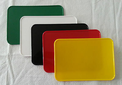 3 Nos Vintage Mix   Match Rectangle Number Plates Motocross Mx Road Race   Ahrma