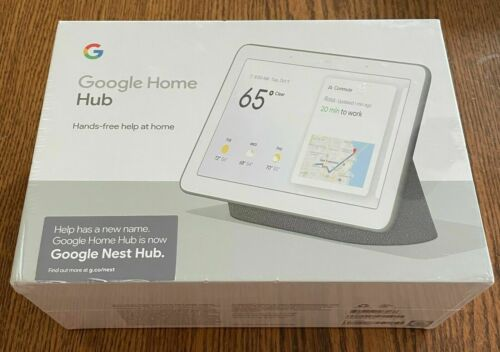 BRAND NEW & SEALED - Google Home Hub with Google Assistant - GA00515-US