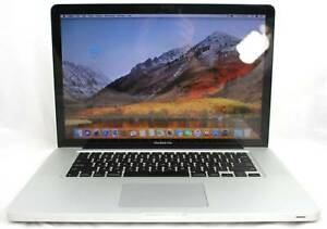 """Apple Macbook Pro (Late 2011) A1286 - 15"""", Intel i7, 4Gb, 256GB SSD"""