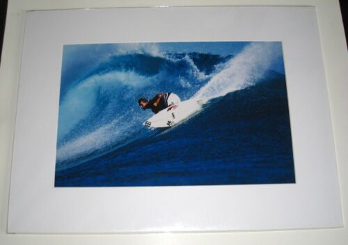 Andy Irons and JJF Matted Photo Print Package Deal with Lots of Extras!!!