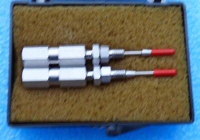 Upchurch Idex 1363 Uptight Column Adapter 2pk